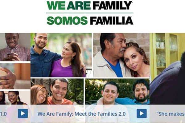 We Are Family o Somos Familia