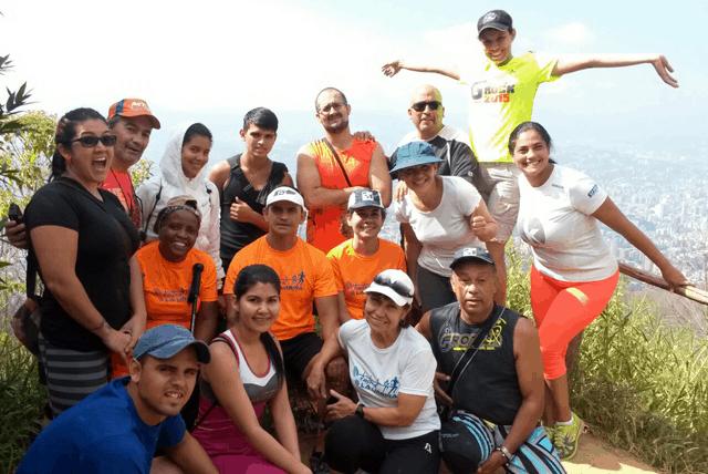 Community health initiative in Caracas