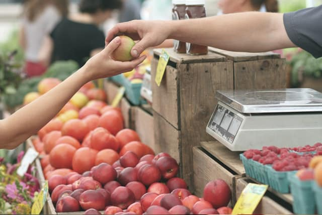 Addressing food insecurity in the community
